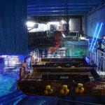 Eine Bootstour gefällig in einem Aquarium?