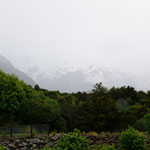 Mount Cook Gebirge (Mount Cook mountains)