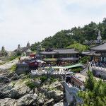 Haedong Yonggungsa Tempel - Haedong Yonggungsa temple