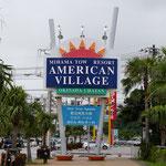 Amerikanisches Dorf