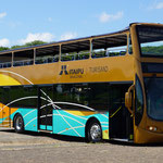 Itaipu Tour Bus