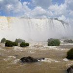 Las Cataratas del Iguazu