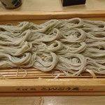Japanese cold noodle