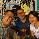 Ein Wiedersehen mit Hendrawan, Sydney (Reunion with Hendrawan, Sydney)