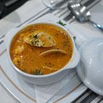Meeresfrüchte Suppe