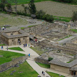 Ollantaytambo heilige Tal (Sacred Valley)