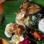 BBQ tuna, Bali