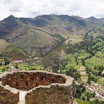 Pisac heilige Tal (Sacred Valley)