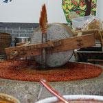 Homemade chilli, Muslim quarter