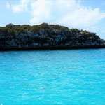 James Bond Gerotte (James Bond grotto), Exuma