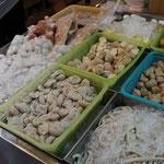Fisch- und Fleischbällchen für z.B. Suppen