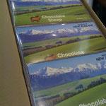 コアラチョコをオーダーしたのに届いたのは羊チョコ。おもしろすぎこの国。テキトー。