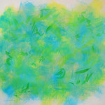 Healing #1 アクリル、キャンバス 455×530mm