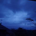 アトリエからの風景~曇り#2~/ A view from the studio - Cloudiness #2-
