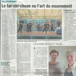 Dauphiné Libéré - 22 février 2015