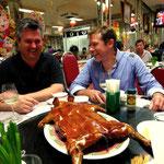 Kulinarische Führung durch Bangkok Chinatown mit Bernd Bachofer und Kai Schubert