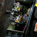 Mahakan Fort Community in Bangkok