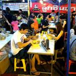 Golden Mount Festival in Bangkok