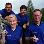 """Erfolgreicher Abschluss zur Qualifikation """"Polizei Alpinist"""""""