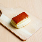 ミルキューブ (ほんのり甘ーい、しっとりやわらかいミルク風味のパン)