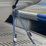 Padeye Tender Tie Down Kit ©www.superyachtmarinestore.com