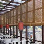 Toque moderno con persianas alicantina o de cadenilla en PERSIATEC (Murcia)
