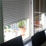 Control de la luz con persianas. PERSIATEC (Murcia)
