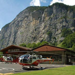 Helikopter Lauterbrunnen