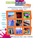 Design Drucksachen Ostfriesische Landschaft, Messe 2013, Aurich