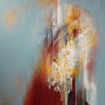Profile (oil on canvas 60x60cm) NFS (Prints available)