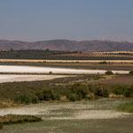 Die Laguna de Fuente de Piedra - Provinz Málaga