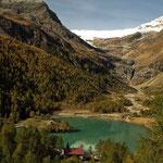 Alp Grüm 2091m ü. M.