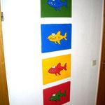 Fischfarbfolge