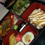 Japanese lunch box, Food Court, Northcote Shopping Centre