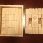 カート付積み木