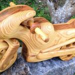 木のウッドバイク