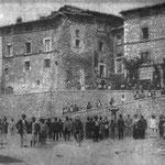 Piazza Garibaldi anni 10/20