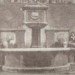 La Fontana di Piazza della Concordia a inizio '900