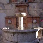 La Fontana di Piazza della Concordia oggi