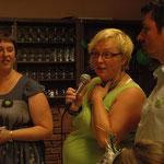 Startinstuif, de eerste speech, 27 augustus 2011