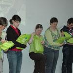 dAnskefeest, de bestuursleden en alle helpers worden even in de spotlight gezet. februari 2013