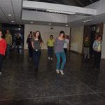 volksdanscafé, een gezellige avond vol dansen, babbelen, hapjes, drankjes, ... , november 2014,