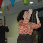 dAnskefeest, 's avonds lekker dansen. februari 2013