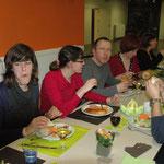 dAnskefeest, een gezellige middag en avond met alle leden en hun gezin, februari 2013