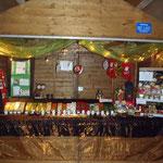 Holzhäuschen Weihnachtsmarkt Brugg