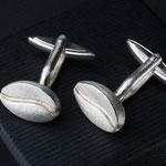 Manschettenknöpfe / 925 Silber