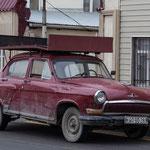 "Azerbaijan - ""Oldtimer"" in Quba"