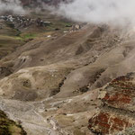 Azerbaijan - Spektakuläre Landschaften und kleine Siedlungen - Auf der Fahrt von Quba nach Xinaliq