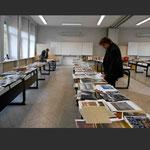 Landesberufsschule Photo+Medien Kiel; die Jury tagt...