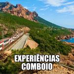 EXPERIÊNCIA INCOMUM NO COMBOIO